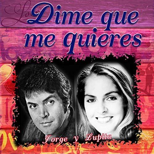 Lupita D'Alessio & Jorge Vargas