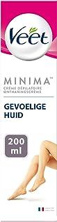 Veet Ontharingscreme - Gevoelige Huid - Minima - 200 ml