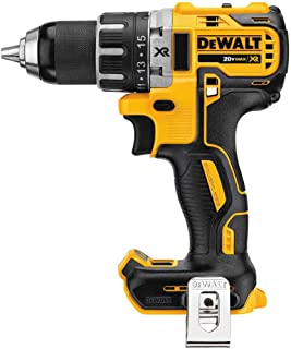Dewalt DCD791BR 20V MAX XR Lithium-Ion Compact Brushless 1/2 in. 2-Speed Drill Driver (Bare Tool) (Renewed)