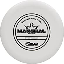 Dynamic Discs Classic Soft Marshal Putter Golf Disc [Colors May Vary]