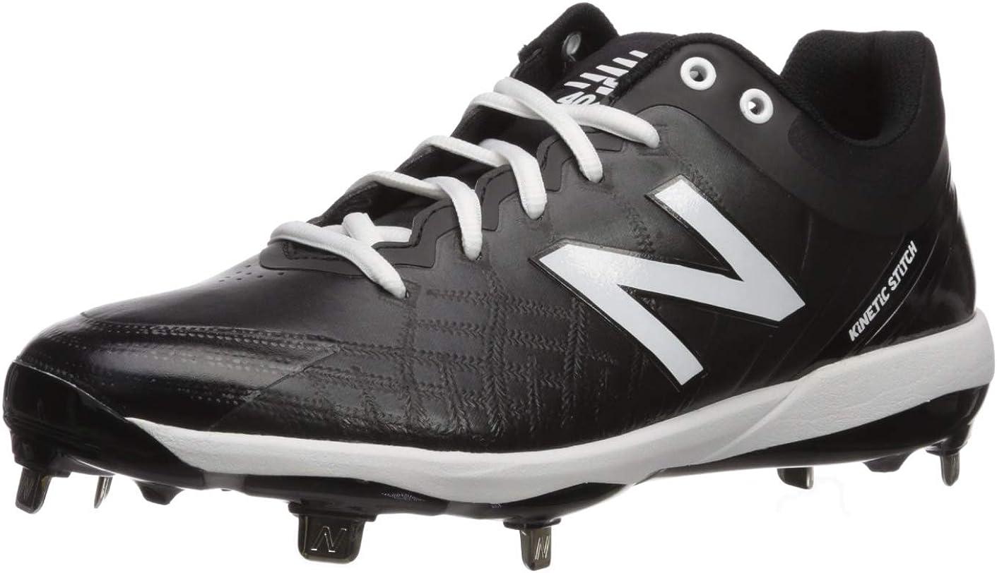 New Balance Men's 4040 Baseball Max 84% Limited price OFF Shoe Metal V5
