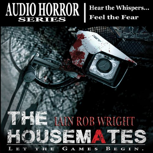 The Housemates audiobook cover art