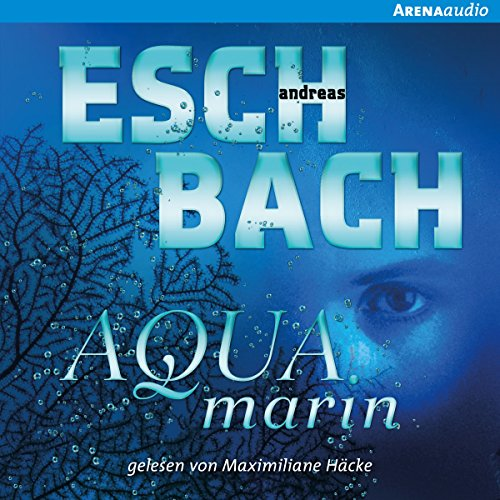 Aquamarin audiobook cover art