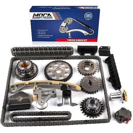 MOCA Timing Chain Kit /& Oil Pump /& Water Pump Kit for 99-05 Suzuki Grand Vitara 2.5L /& 05-06 Suzuki XL-7 2.7L /& 01-04 Chevy Tracker 2.5L