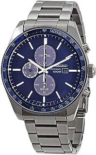 Seiko Men Chronograph Watch - SSC719P1 Silver