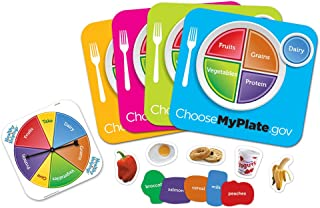 Learning Resources Healthy Helpings A Myplate Game