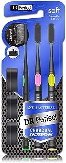 歯ブラシやわらかめ磨きやすい歯ブラシ竹歯ブラシラソフトブコンパクトヘッドラックオーラルケア キャップ携帯便利旅行用便利グッズ3本パック
