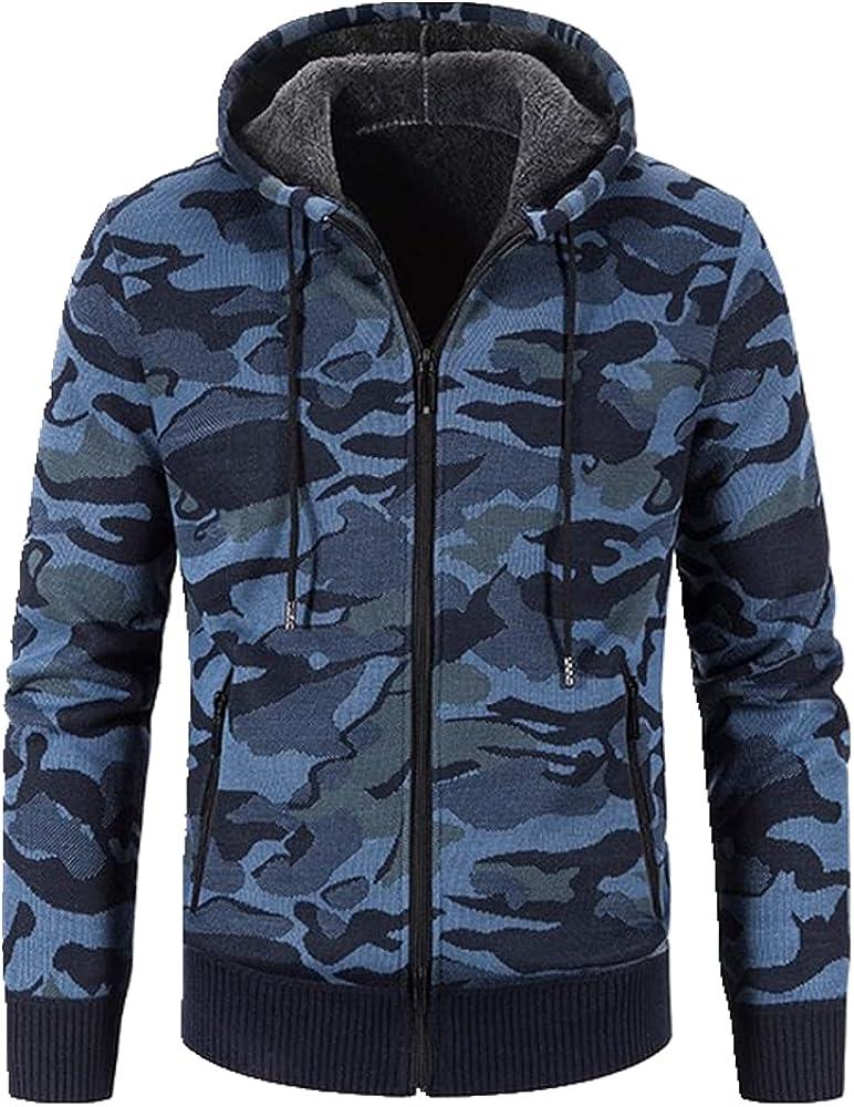 Men Winter Thick Zipper Men Coat Sportwear Male Streetwear Winter Outerwear Men