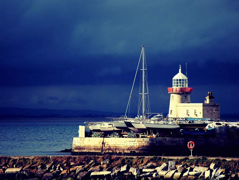 Lais Jigsaw Lighthouse Boats Ireland 2000 pieces