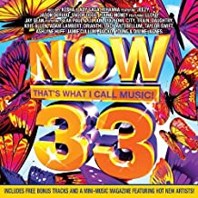 Best songs on now 33 cd Reviews
