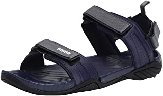 Puma Men's Aqua Cross Idp Peacoat-Quiet Shade Thong Sandals