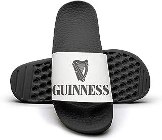 djsdsok Guinness-Draught-Stout- Mens Sandals Shoes Fashion Anti-Slip Slippers