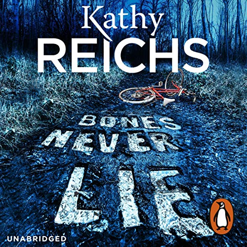 Bones Never Lie audiobook cover art