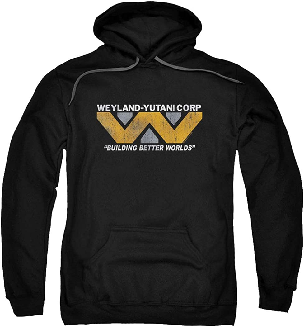 Popfunk Safety and trust Alien Weyland-Yutani The Hoodie Now free shipping Pullover Company Sweatsh