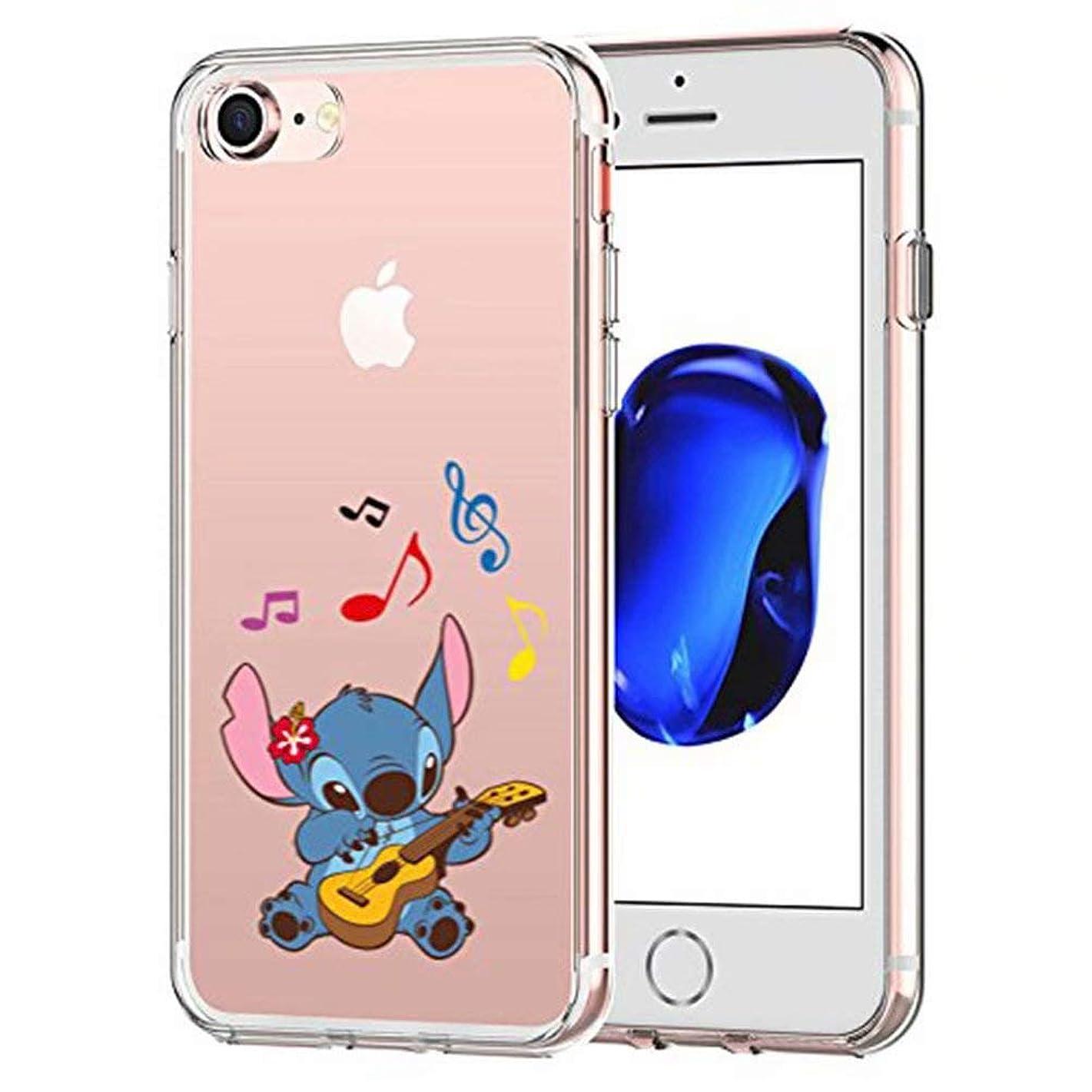 iPhone X/XS Phone Case,Ultra Slim Transparent TPU Shockproof and Anti-Scratch Case Cover- Customizable Patterns [LZX20190404]