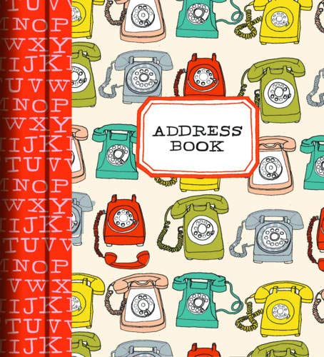 Analog Address Book