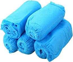 Beport schoenovertrekken, 200 stuks, waterdicht, antislip, voor medische werkzaamheden op het werk, tapijtvloerbeschermin...