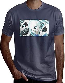 Undertale メンズ Tシャツ半袖 夏 Oネックシンプル カジュアル 大人のTシャツ