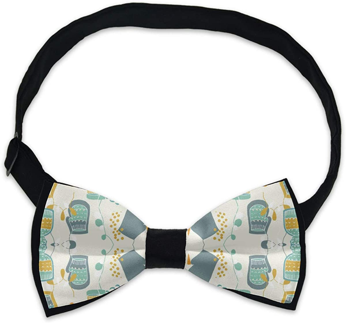 Birthday Bow Tie Gift, Casual and Formal Tuxedo Bow Tie - Creative Neckties