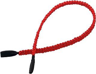 Neopren Sportband Rouge vif Bande /élastique en n/éopr/ène pour le sport Cordon /à lunettes Diff/érentes couleurs
