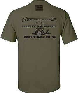 Culpeper Liberty Or Death T-Shirt