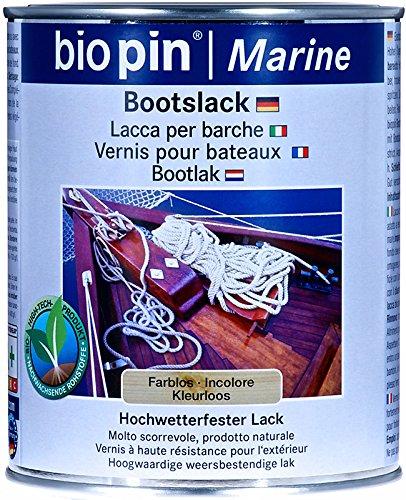 biopin Bootslack-farblos-0,75 l