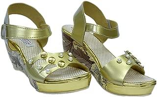 Rider Gold Kid's Wedges Sandals Colour Golden