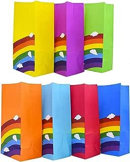 Best rainbow paper bags Reviews