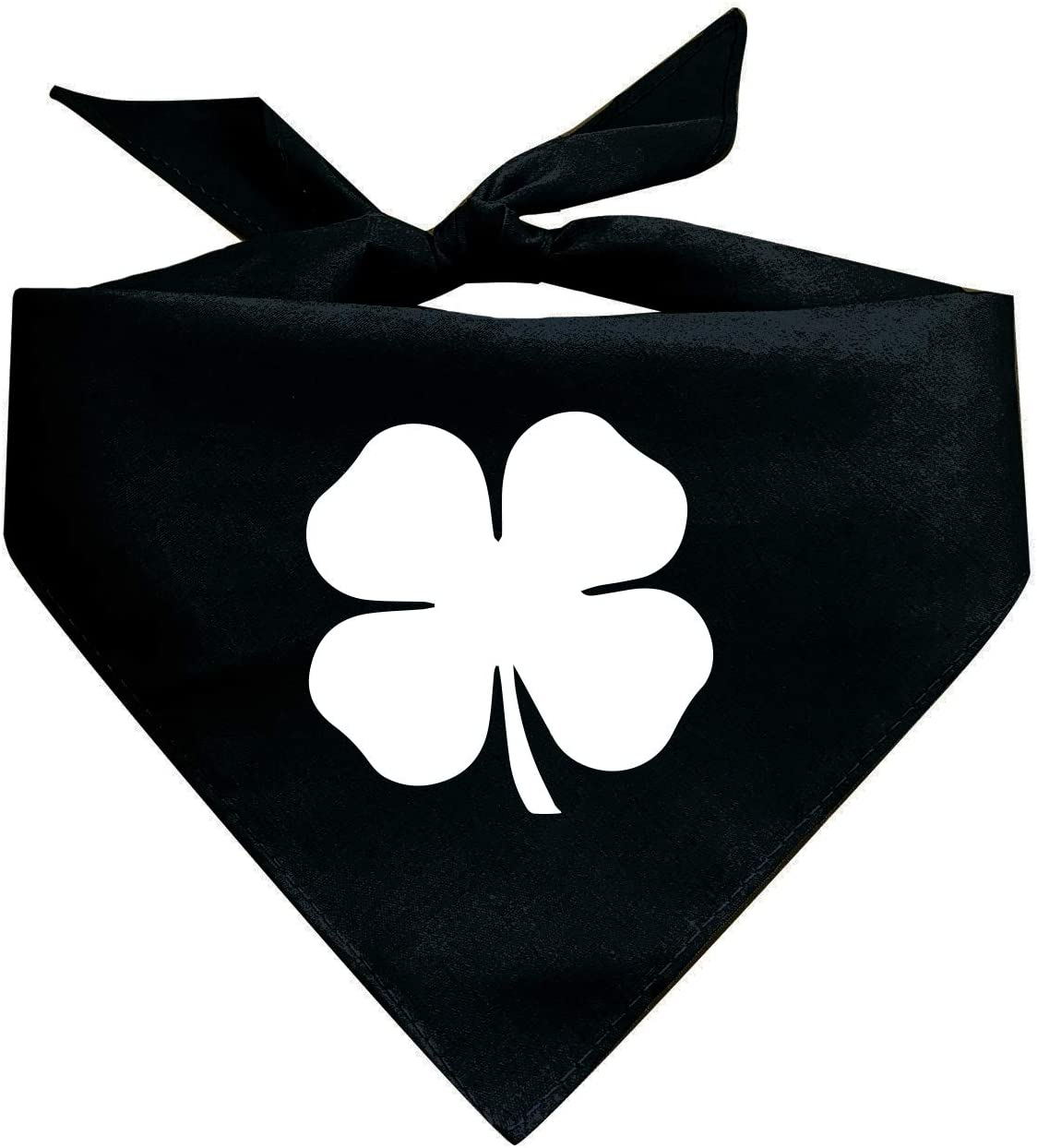 Scrunchie Shamrock Clovers St Patrick Dog Bandana Scrunchie Duo Tie On Dog Bandana Dublin