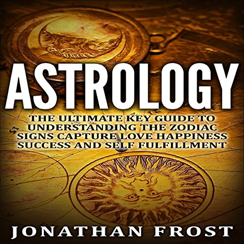 Astrology audiobook cover art
