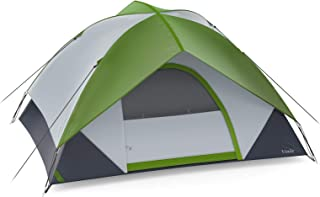 Viniie Camping Tent, Easy Set Up Family Tent with...