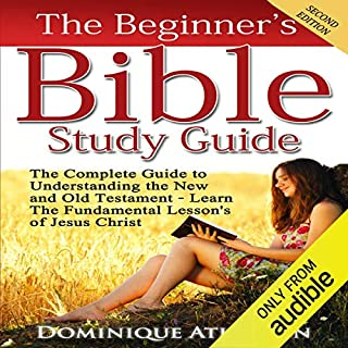 The Beginner's Bible Study Guide, Second Edition Titelbild