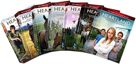 Heartland: The Complete Seasons 1, 2, 3, 4, 5, 6, 7 [DVD Complete Box Set]