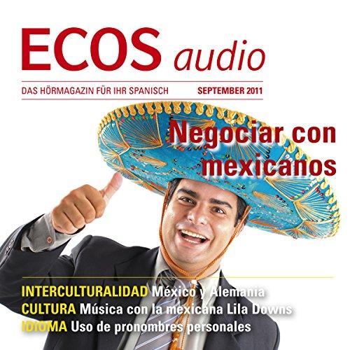 ECOS audio - México y Alemania. 9/2011 Titelbild