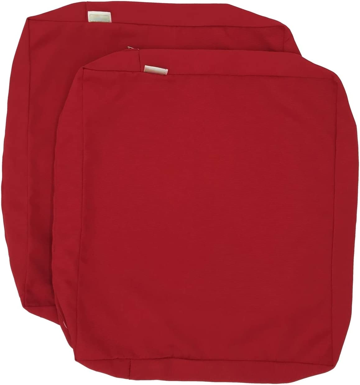 El Paso Mall CozyLounge Lava Red Outdoor Water Patio Cushion Chair Sales for sale Repellent