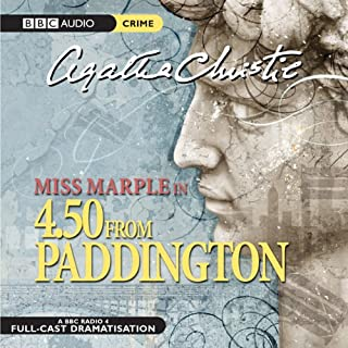 4.50 from Paddington (Dramatised) cover art