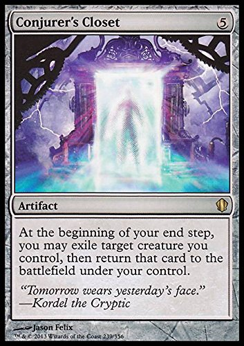 Magic The Gathering - Conjurer39;s Closet (239/356) - Commander 2013