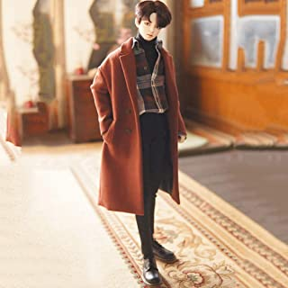 Boy BJD Doll 1/3 DIY Toys 14 Ball Jointed SD Dolls with Clothes Shoes Suit Wig Makeup for Birthday Best Gift