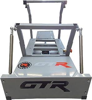 GTM Motion Simulator à la Kart Barebones Chassis (Silver Frame)