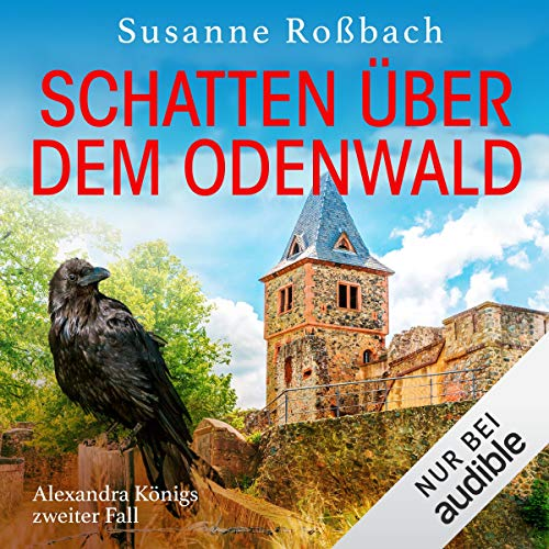 Schatten über dem Odenwald cover art