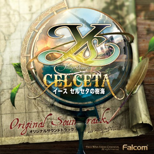 Ys Foliage Ocean in Celceta (Original Soundtrack)