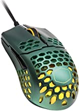 Cooler MasterMM711Wilderness Limited EditionGaming Mouse with Lightweight Honeycomb Shell, Ultraweave Cable, 16000 DPI ...
