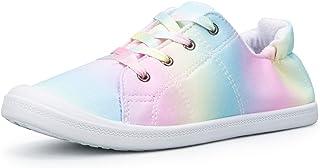 Women's Canvas Shoes Comfort Classic Walking Sneakers