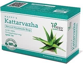 Happy Herbal Care Kattarvazha Natural Soap 75G