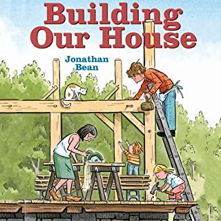 Building Our House audiobook cover art