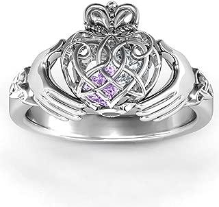 custom celtic wedding rings