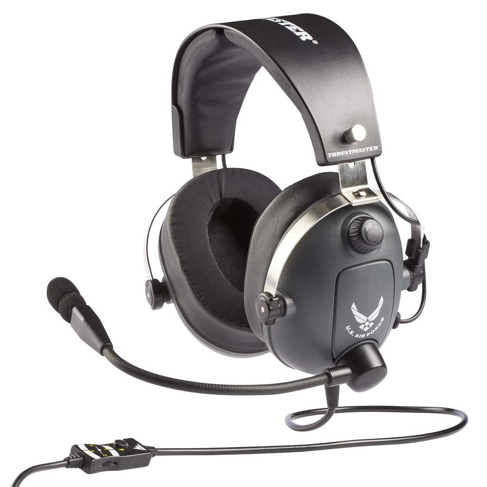 Thrustmaster 法拓士 T.FLIGHT U.S. AIR FORCE 版本游戏耳机