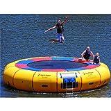 Island Hopper 20 Foot Acrobat Water Trampoline