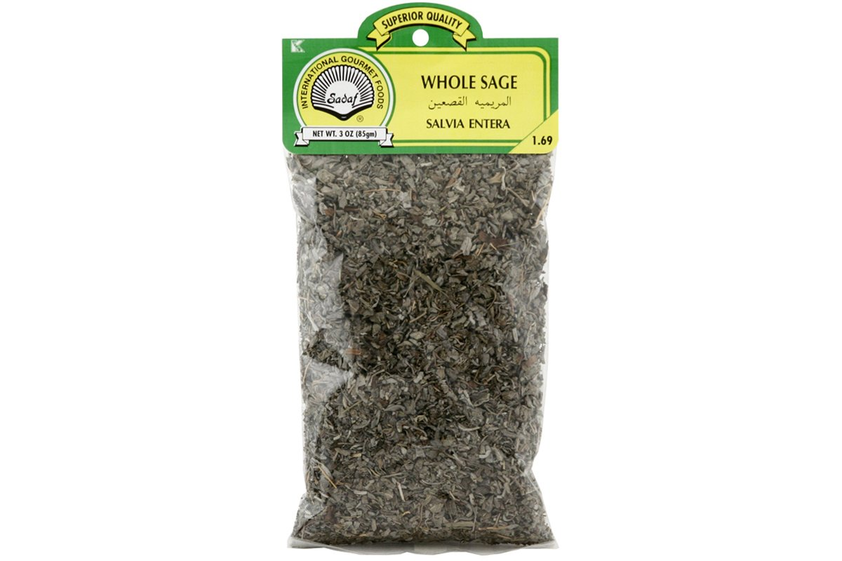 Sage Fixed price for sale Whole Salvia Challenge the lowest price of Japan ☆ Entera - Pack 3oz 12