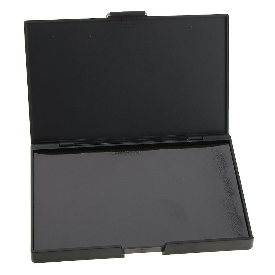 フォーマルムスタチオ血色の良いBaosity 磁気パレットボックス 空パレット パン付きパレット 2個 アイシャドウ パウダー メイクケース DIY 磁気パレット 収納ボックス